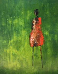 Jemma 60x48 Oil on Canvas