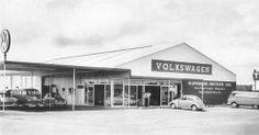 Superior Motors 1959 Volkswagon Dealer, Pensacola