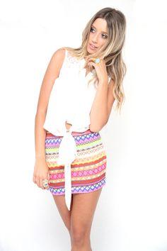 such a cute skirt