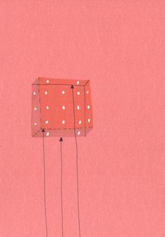 drawing a pink by Andrea Ebert, via Behance