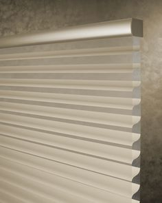 Alustra Silhouette Shades include several special metallic fabric colors with matching rails.