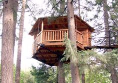Treehouse Hotels in Oregon
