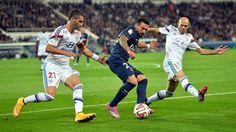 PSG vs Lyon en vivo