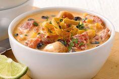 Santa Fe Chicken Enchilada Stew