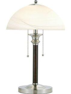 Adesso 4050-15 Lexington Table Lamp, Walnut ❤ Adesso