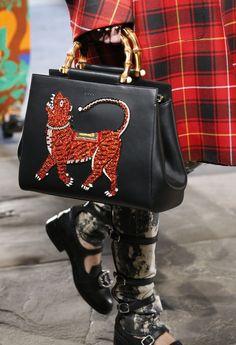 Gucci Handbags Fashion Show Details