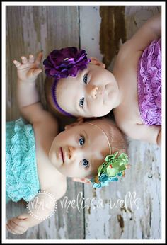 so adorable.  imagine best friends posing like this every year (Bryndle and Reece)  My mother in law found my girls on Pinterest!