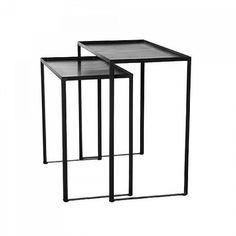 Community Greet_Welders Nesting Table | Plus Olive