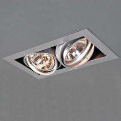 love this lamp Inbouwspot Oneon 111 2 - Lampenlicht.nl