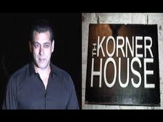 Salman Khan spotted at The Korner House, Mumbai. Salman Khan, Mumbai, Gossip, Youtube, House, Bombay Cat, Haus, Youtubers, Homes