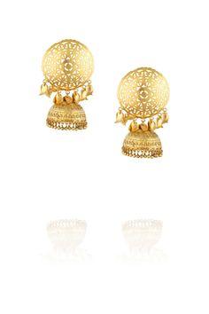 #perniaspopupshop #garbandbijoux #piatalwar #ornaments #goldfinish #intricate #shopnow #happyshopping