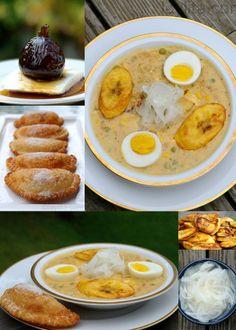 Ecuadorian Easter recipes