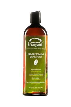 KERATIN ORGANIC TREATMENT SET - ULTRA QUATERNIZED KERATIN SYSTEM- 16oz (3 Products = Clarifying Shampoo + Ultra Keratin + Mask) by KERARGANIC. $215.00. ?	Effective on all types of hair, virgin or chemically treated. ?	Does not contain thioglycolates, or ammonia. ?	Does not irritate scalp, eyes, or throat. ?	Thermal activated straightening system. ?	Hair is washed 20 minutes after the treatment. The only one in the market with 24kt-gold nanoparticles to intensify brilliance, -co...