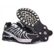 Nike Shox OZ Shoes 306 Galvanoplastics black silver