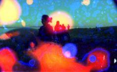 Dawn Surf Jellybowl Frame 2 (Sharks tooth, zinc oxide, sex wax) by JENNIFER WEST