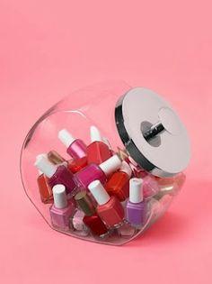 Idées pour ranger ses vernis à ongles