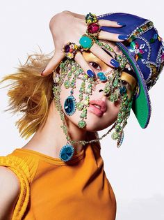Jewelry Overload