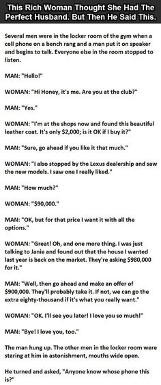 #Woman Thought She Had The #Perfect #Husband. But Then He Said This.  #LOL #Funny #Hilarious #JOkes