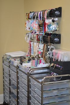 ribbon storage - Scrapbook.com