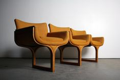 Image result for mid century modern cube wood safari chair