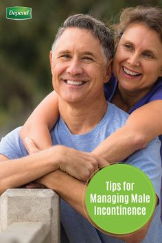 Learn how to manage male incontinence with these easy tips from DependⓇ. In addition to making simple changes to your diet and exercise routine, try exploring the wide range of DependⓇ incontinence products. DependⓇ Real FitⓇ Briefs for Men offer discreet, reliable protection against unexpected bladder leaks. Click here to learn more.