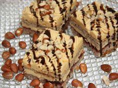 Milujete sladké? Príprava tohoto zákusku je skutočná výzva a odmenou vám bude nezameniteľná chuť pravého karamelu. Zákusok je pečený na menšom plechu s rozmermi 20x25cm. Pokiaľ chcete viac porcií, treba dávku zdvojnásobiť. Czech Recipes, Ethnic Recipes, Baking Recipes, Dessert Recipes, Hungarian Recipes, Tiramisu, Muffin, Sweets, Cookies