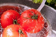 How-To Tip On Cleaning Your Produce http://www.collective-evolution.com/2010/03/03/how-to-tip-on-cleaning-your-produce/