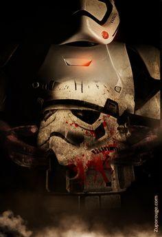 Master Chief, Darth Vader, Star Wars, Stars, Character, Starwars, Lettering, Star Wars Art
