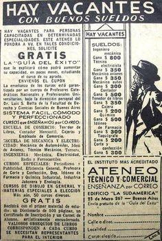 Ateneo Técnico y Comercial 1935
