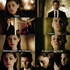 Hayley and Elijah 3x21