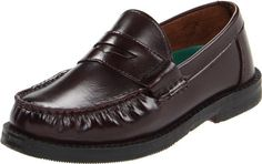 Hush Puppies Lincoln Loafer (Little Kid/Big W Little Kid Boys Dress Shoes, Girls Shoes, Boys Loafers, Hush Puppies, Loafer Shoes, Big Kids, Slip On Shoes, Lincoln, Moccasins