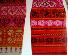 The knitting of Kihnu and Muhu