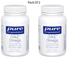 Pure-Encapsulations-ONE-Omega-60-Softgels-2-PACK-ONO6-NNE-Exp-2-18-SD