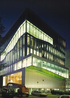 Architecture-Page | Netherlands Embassy, Berlin, Germany by OMA