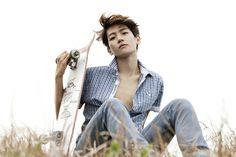 Baekhyun || GQ KOREA