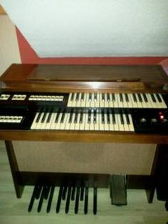 original hammond heimorgel hochwertige orgel in bayern bayreuth musikinstrumente und. Black Bedroom Furniture Sets. Home Design Ideas