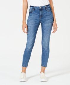 c9741a8a8d875 Celebrity Pink Juniors  Curvy-Fit Skinny Jeans - Blue 11