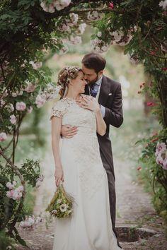 fotografo de bodas - Cherubina  - serafin castillo - wedding dress - couple - pareja - amor - love - style - wedding - boda - novia - bride - dress - vestido de novia - Sevilla - españa - spain - Boda rústica - vestido de novia