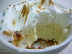 Cozinha Santa: Sobremesa de Torta de Limão