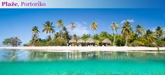 Plaže, Portoriko. Više informacija na: http://travelboutique.rs/inspiracija/portoriko-i-krstarenje #krstarenje #karibi #odmor #letovanje #putovanje #portoriko