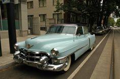 1953 53 Cadillac Fleetwood Sedan Series 75 V8 4 Door Bumper Bullets Dagmars Fourth Generation 4