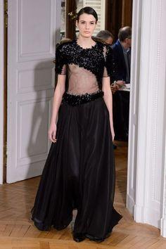 Janvier 2015 Défilés Haute Couture Bouchra Jarrar L'Express Styles