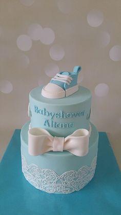 taart babyshower 13 best Babyshower taart images on Pinterest | Baby showers  taart babyshower