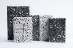 Marble Speckled Wrapping Paper by NormansPrintery on Etsy