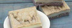DIY Layered Oatmeal Soap Recipe