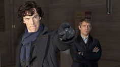 "Okay, so maybe you get a LITTLE defensive when people mispronounce Cumberbatch | 12 Traits Of A True ""Sherlock"" Fan. Not that hard."