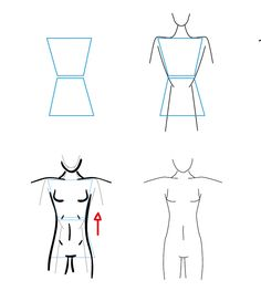 How to Draw Anime Body with Tutorial for Drawing Male Manga Bodies ...