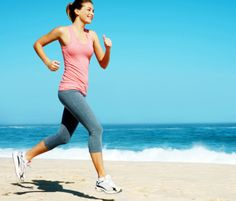 Get outdoors and jog on the beach to add extra oomph to a workout! No beach nearby? No problem. Try these tips.