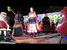 Danza de las Panaderas, Fiesta del Atole. Tarecuato, Michoacán