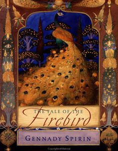 The Tale of The Firebird. Gennady Spirin brings this original version of the Firebird tale from his native Russia and has illustrated it in his trademark rich, luminous style. This retelling of a classic is sure to become the new standard. Pontiac Firebird, Art And Illustration, Book Illustrations, Illustration Children, Baba Yaga, Fairytale Art, Book Images, Russian Art, Childrens Books